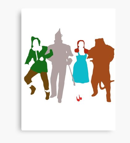 We're Off To See The Wizard! Canvas Print