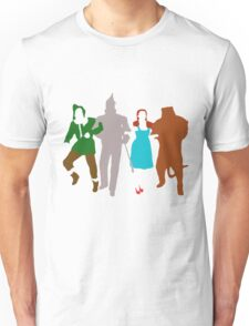 We're Off To See The Wizard! Unisex T-Shirt