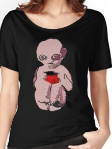 Sad Baby Women's Relaxed Fit T-Shirt