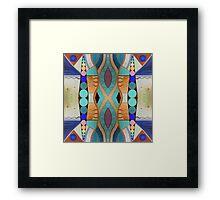 Transcending Framed Print