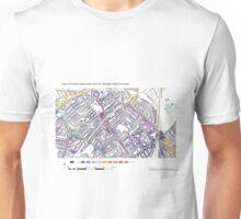 Multiple Deprivation Tollington ward, Haringey Unisex T-Shirt