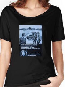 Two-Lane Blacktop Women's Relaxed Fit T-Shirt