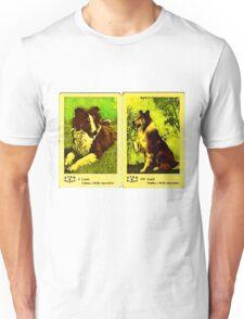 Lassie Moviestar Dog Unisex T-Shirt