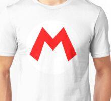 Mario Emblem Unisex T-Shirt