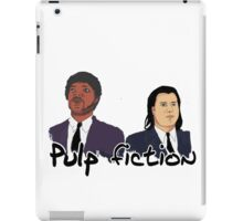 Pulp Fiction iPad Case/Skin