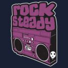 Radio Rock Steady by deerokone