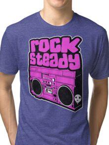 Radio Rock Steady Tri-blend T-Shirt