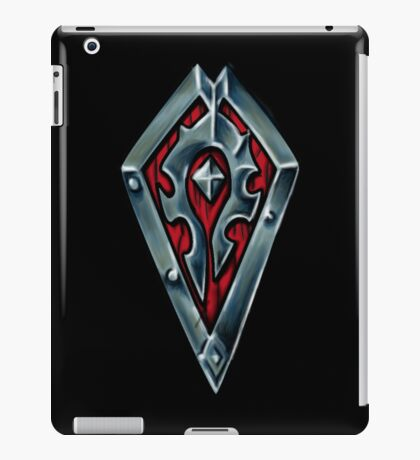 Horda 4 Ever iPad Case/Skin