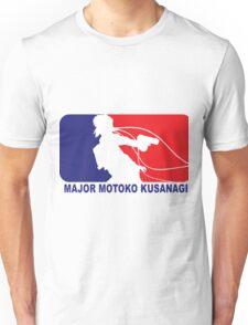 Major Motoko League Unisex T-Shirt