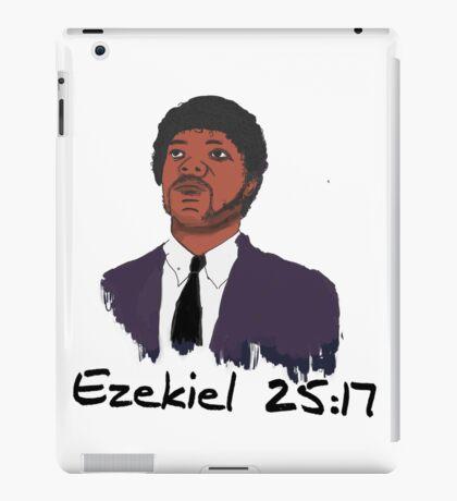 Ezekiel 25:17 iPad Case/Skin