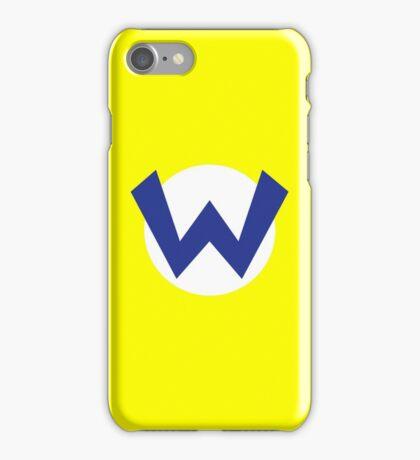 Wario Emblem iPhone Case/Skin