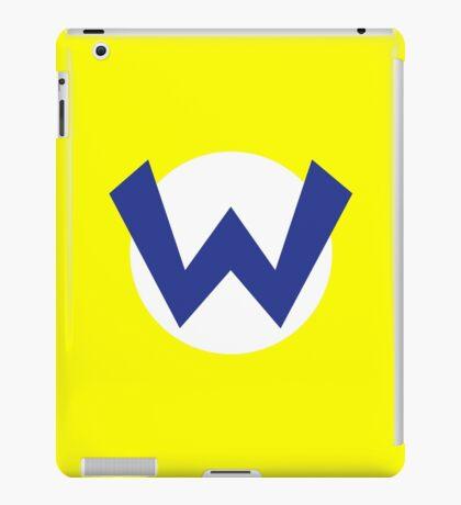 Wario Emblem iPad Case/Skin