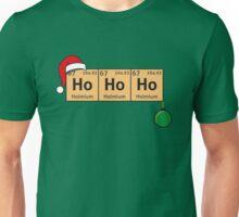 Chemistry Christmas Unisex T-Shirt