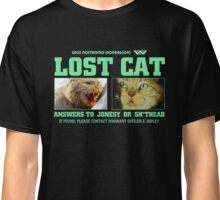 Lost Cat : Inspired by Alien Classic T-Shirt