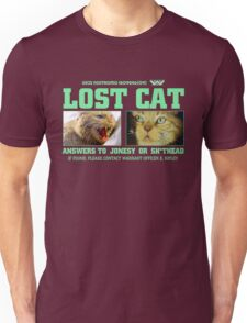 Lost Cat : Inspired by Alien Unisex T-Shirt