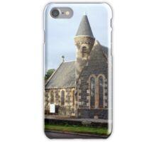 St.Modans Kirk , Benderloch , Scotland iPhone Case/Skin