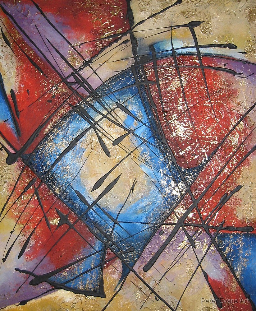 Composition by Peter Evans Art