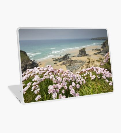 Cornwall - Bedruthan Steps Laptop Skin