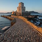 Methoni Sunrise by James Grant
