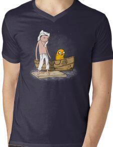 Life of Finn Mens V-Neck T-Shirt