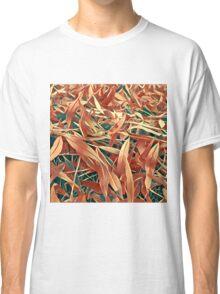 Autumn - Leaves - 3 - Fall Classic T-Shirt