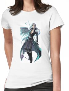 Sephiroth Epic Womens Fitted T-Shirt