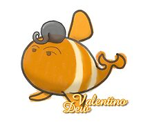 Dew Valentino by Proudbee