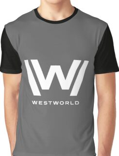 West World Graphic T-Shirt