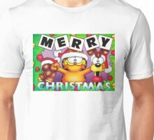 GARFIELD CHRISTMAS 5 Unisex T-Shirt