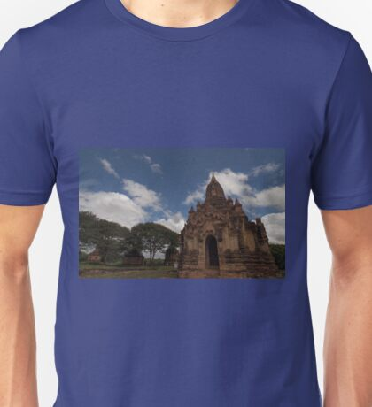 Bagan Temple Unisex T-Shirt