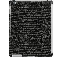Equations iPad Case/Skin
