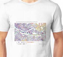 Multiple Deprivation Westbourne ward, Westminster Unisex T-Shirt