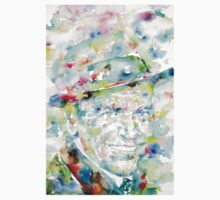 FRANK SINATRA - watercolor portrait T-Shirt