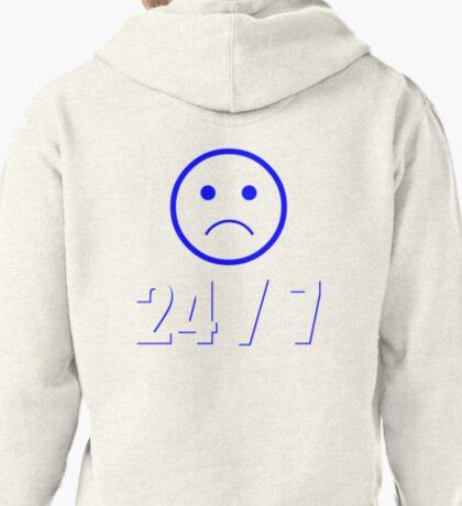 sad 24/7 Pullover Hoodie
