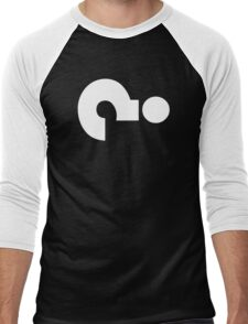 Question Time Men's Baseball ¾ T-Shirt