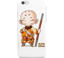 RPG Rules. Monk iPhone Case/Skin
