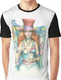 Time for Tea Graphic T-Shirt