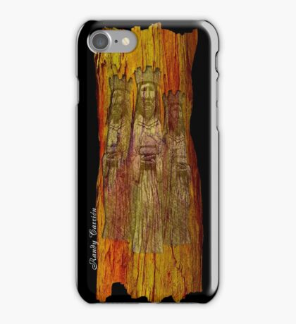 When a Tree Resurrects iPhone Case/Skin