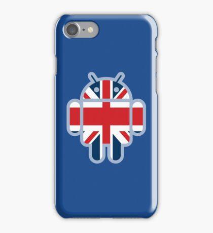 Britbot iPhone Case/Skin