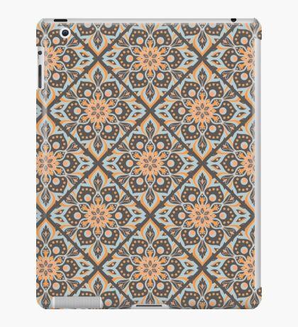Seamless hand drawn mandala pattern.  iPad Case/Skin