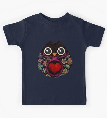 Owl's Hatch Kids Tee