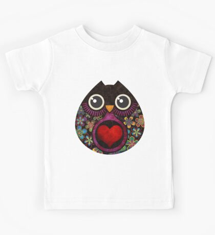 Owl's Hatch Kids Tee