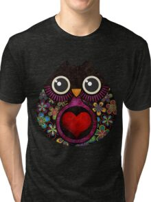Owl's Hatch Tri-blend T-Shirt