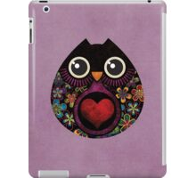 Owl's Hatch iPad Case/Skin