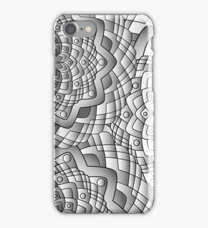 Mandala vintage ethnic Oriental pattern. Texture motifs can be used for printing onto fabric, paper and subject. iPhone Case/Skin