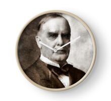 President William McKinley Clock