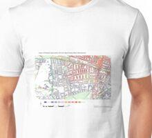 Multiple Deprivation West Putney ward, Wandsworth Unisex T-Shirt