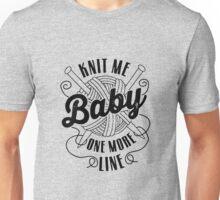 Knitting LIMITED EDITION Unisex T-Shirt