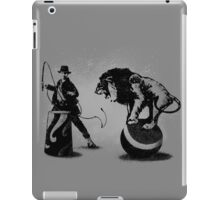 Jones Circus iPad Case/Skin