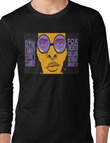 Sly Family Stone Tour Long Sleeve T-Shirt
